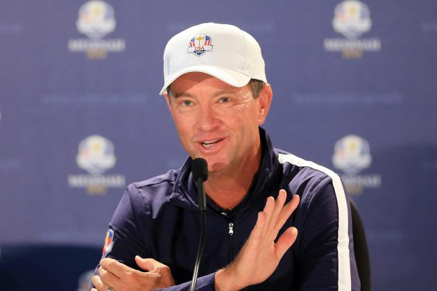 Ryder Cup 2012 TV Schedule: Where and When to Catch All of the Weekend's Action
