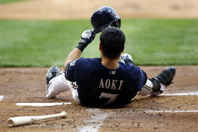 Milwaukee Brewers: Trio of Players Could End Season with 30-Plus Steals