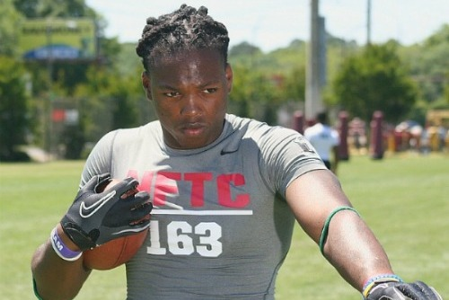 Why 5-Star RB Derrick Henry Should Pick Tennessee over Alabama