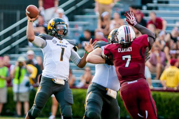 Missouri''s James Franklin Wants to Cut Loose