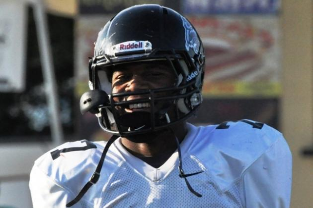 Will Auburn Tigers Sway 5-Star Safety Vonn Bell Away from His Top 3?