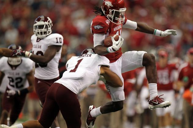 Arkansas vs. Texas A&M: Gambling Guide for Riveting SEC Matchup