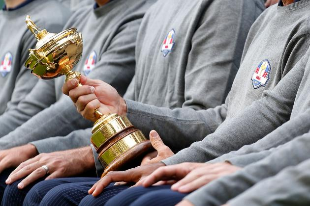 Ryder Cup: Possible Pairings for Friday Foursomes at Medinah