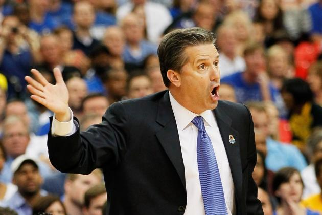 UK Hoops TV Schedule Released