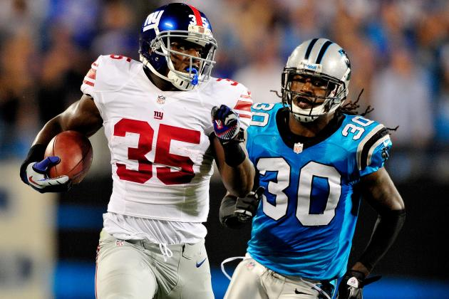 Andre Brown: Fantasy Owners Should Bench Giants RB Until Role Becomes Clear