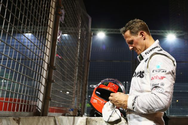 Formula 1: Will Michael Schumacher Be Fired from Mercedes GP?