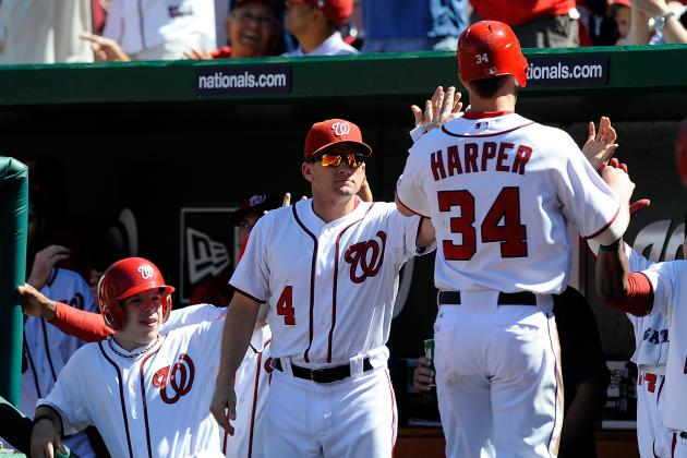 Bryce Harper Continues to Tread into Rarified Air for a Teenager