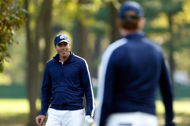 Ryder Cup 2012: There's No Place Like Home, There's No Place Like Home...
