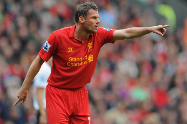 Brendan Rodgers: Jamie Carragher's Role at Liverpool Is 'Critical'