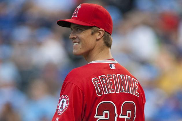 Jered Weaver Would Be Fine with the Angels Giving More Money to Greinke
