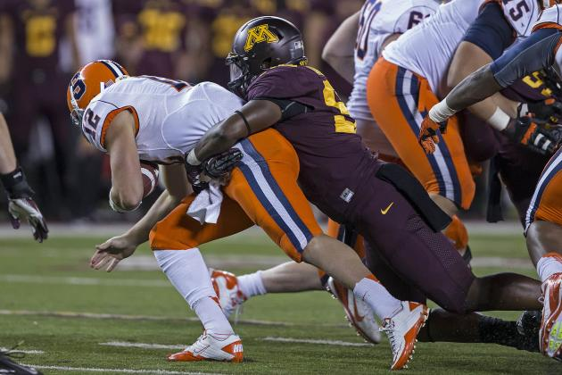 Gophers Football: Defense Improved in All Categories