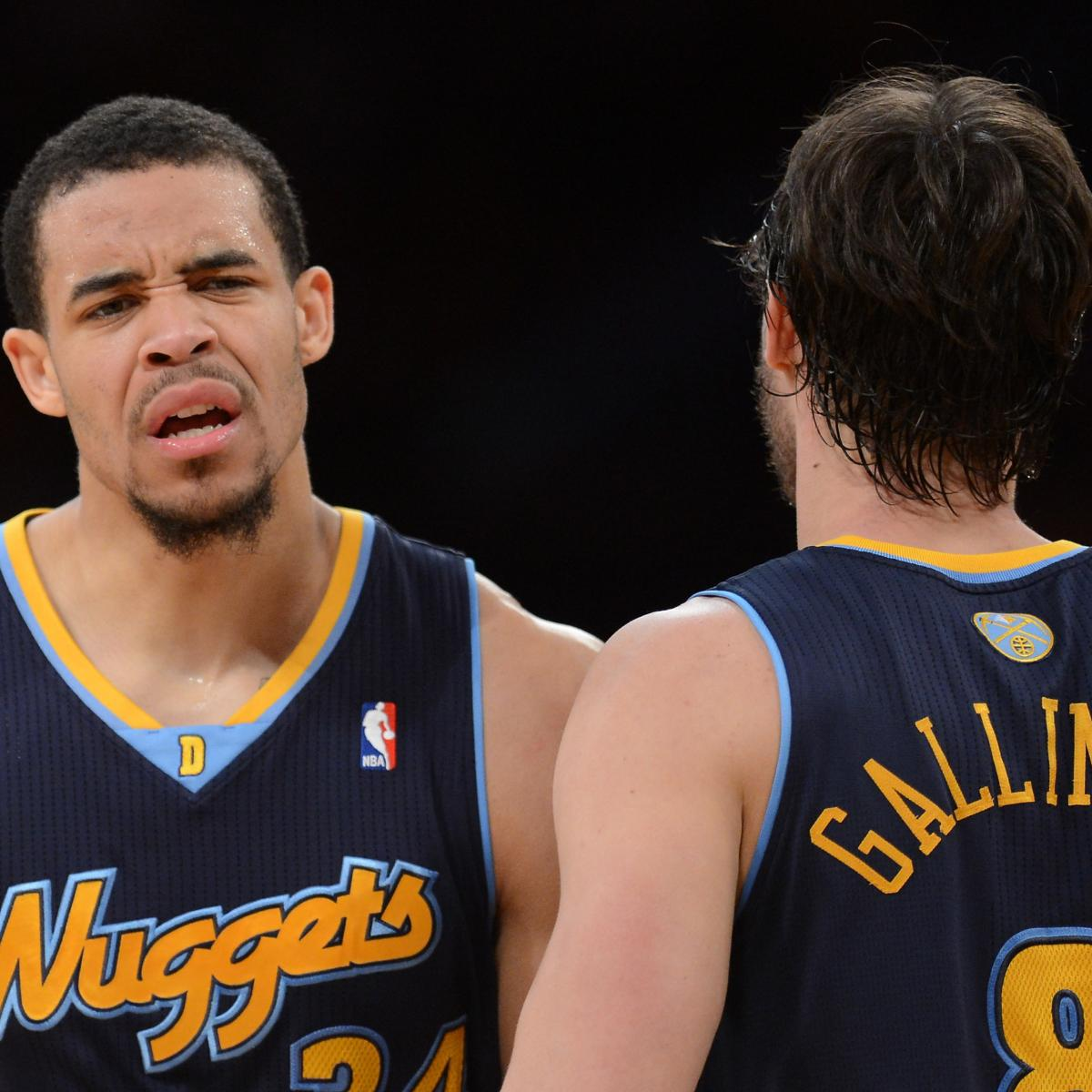 """Nuggets Hall Of Famers: Why JaVale McGee Is The Perfect Case Of """"Untapped"""