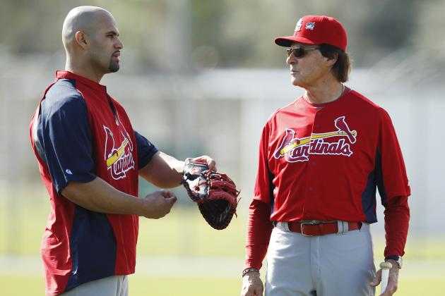 MLB: Why Tony La Russa Is Right About Albert Pujols's Contract