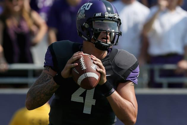TCU vs. SMU: Keys to Victory for Each Side in Saturday's Showdown