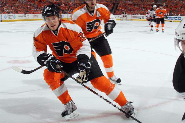 Updated 2012-13 Stats, Bios on Flyers Prospects