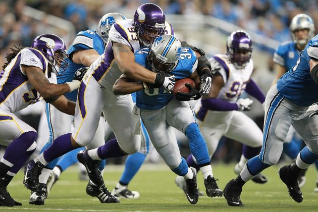 Vikings vs Lions: Drawing Up a Gameplan for Minnesota