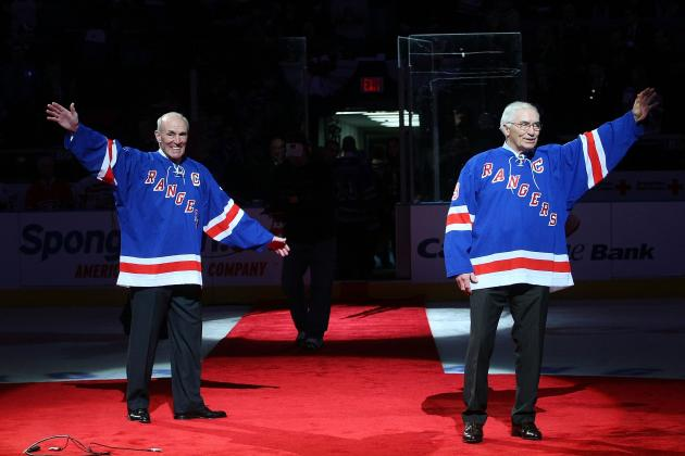 NHL's Original Six: A Longtime New York Rangers Follower Looks Back