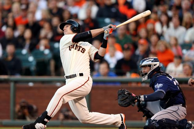 Buster Posey: The Money Lies with RBI for Giants MVP Catcher