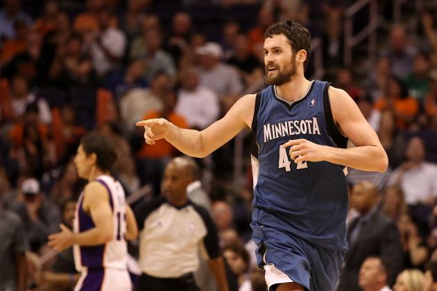 Breaking Down What Makes Kevin Love Such an Effective Rebounding Force