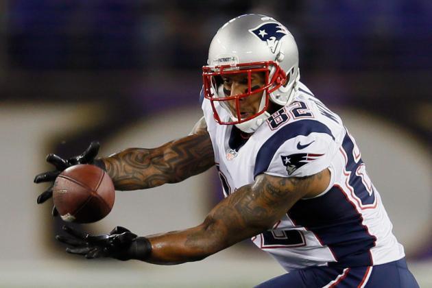New England Patriots Release Veteran TE Kellen Winslow