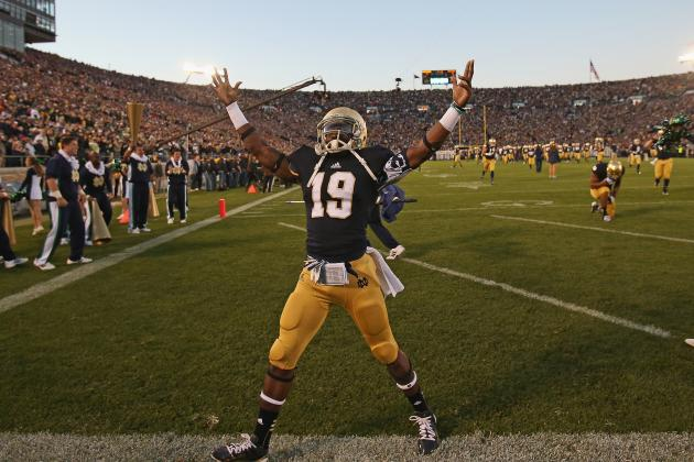Notre Dame Football: The Irish Must Build on Their Hot Start
