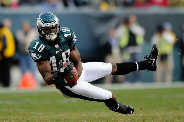 Jeremy Maclin: Eagles WR Is Fantasy Must-Start in Week 4 vs. Giants