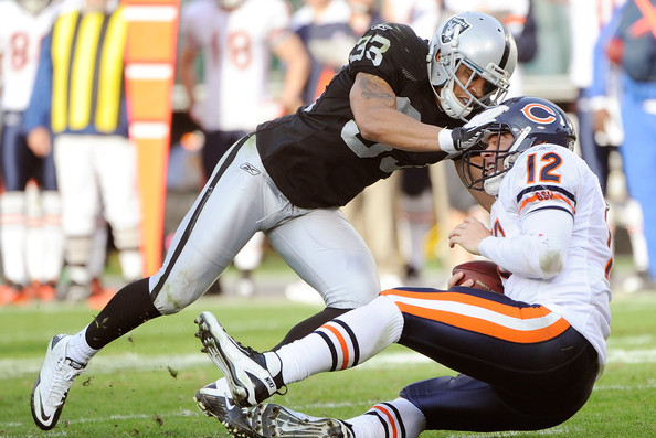 Oakland Raiders: Week 4 Breakout Player, Tyvon Branch