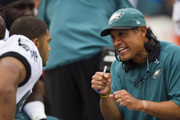 New York Giants vs. Philadelphia Eagles: Sketching out a Game Plan for Philly