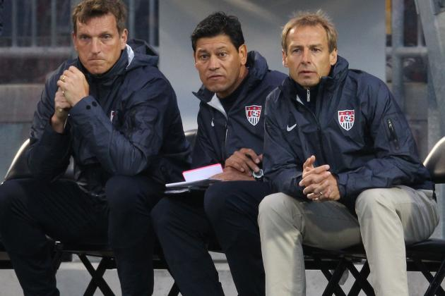 How Klinsmann Has Embraced the 'Empty Bucket' Philosophy