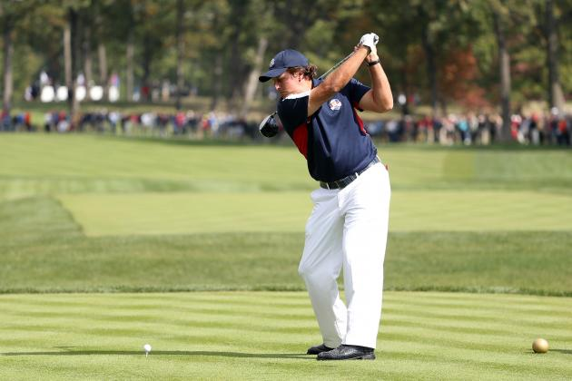 Ryder Cup Schedule 2012: Must-Watch Players and Pairings