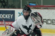 Carleton Ravens Goaltender Tamber Tisdale Ready to Take Flight