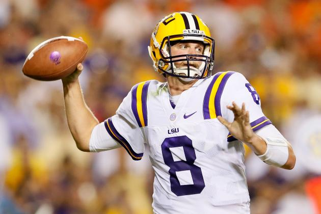 SEC Football Q&A: Should LSU Be Concerned About the Florida Gators Next Week?