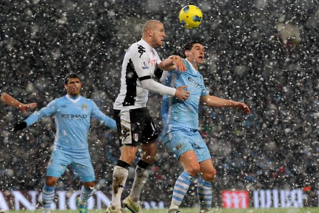 Fulham vs. Manchester City: Date, Time, Live Stream, TV Info and Preview
