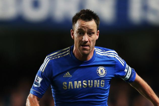 John Terry: Why the Chelsea FC Star Deserves His Four-Game Suspension