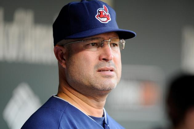 Cleveland Indians Dismiss Manager Manny Acta