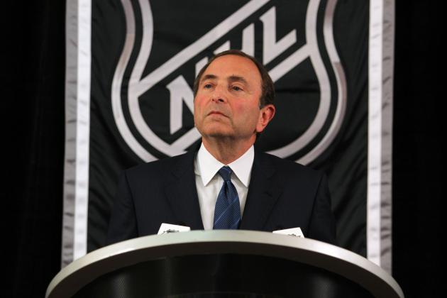 NHL, NHLPA Returning to Talks Friday