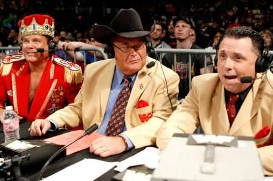 WWE: Why RAW Should Have a 3-Man Booth When Jerry Lawler Returns