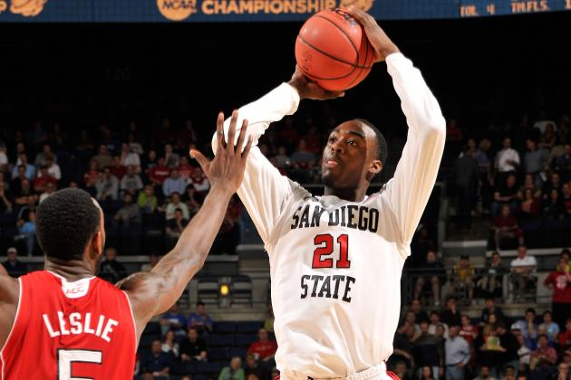 Problem Child Franklin Has Matured into an NBA Talent at San Diego State