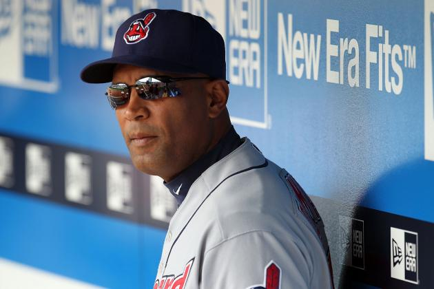Alomar Favored to Obtain Indians Position