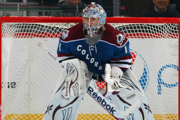 Avs' Varlamov Signs with KHL Lokomotiv