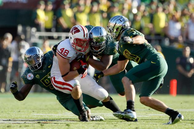 Oregon vs. Washington State: Ducks Must Continue Strong Defensive Play