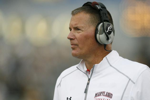 Randy Edsall: Game Slowing Down for Perry Hills