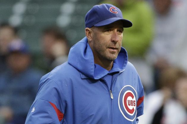 Cubs Running into Outs, More Spring Drills