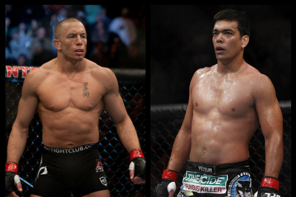 Lyoto Machida Wants Middleweight Bout with Georges St-Pierre