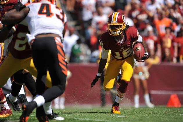 Washington Redskins Using Triple Option to Create Big Plays in the Running Game