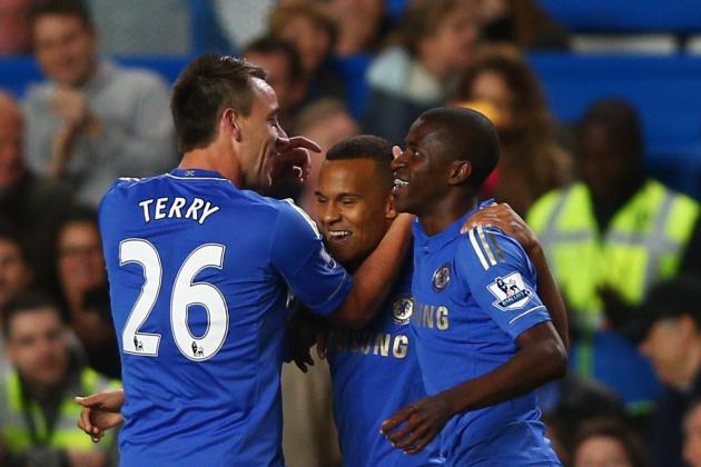 John Terry Banned 4 Games: Why Chelsea Man Got a Raw Deal