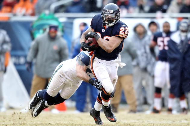 Matt Forte: Why Bears RB Isn't Worth Fantasy Start in Week 4