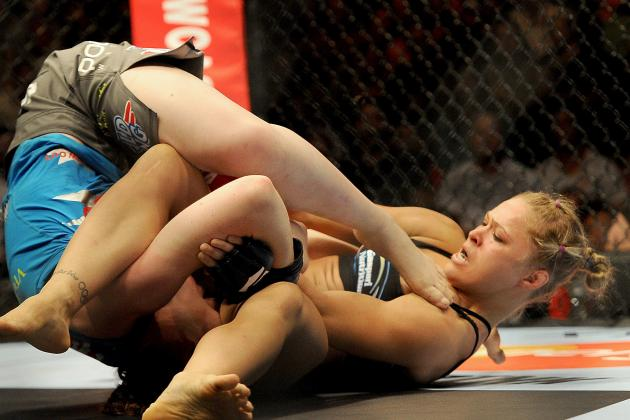 MMA Rankings: Is Ronda Rousey Eligible for Inclusion on Pound-for-Pound Lists?