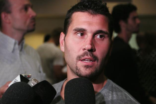 Healthy Gionta Finds Wait Tough to Take