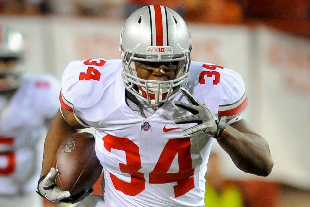 Ohio State Football: Buckeyes Reload with Carlos Hyde's Return